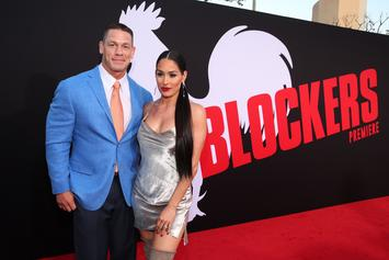 John Cena & Nikki Bella Are Reportedly Back Together