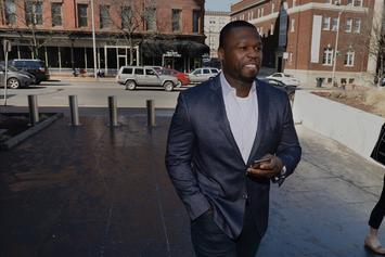 "50 Cent On ""Get The Strap"" Investigation: ""NYPD Gonna F-ck Us All Up"""