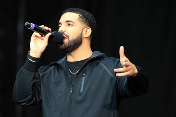 Drake Reportedly Flew Sophie Brussaux & Adonis Out To Spend Christmas Together