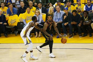 JR Smith Admits He Was Generally Confused During Game One Blunder