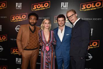 """""""Solo"""" Continues To Underperform During It's Second Box Office Weekend"""