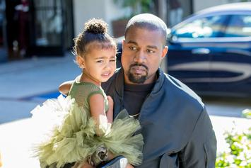 "Kanye West Shares Video Of North West Singing ""No Mistakes"""