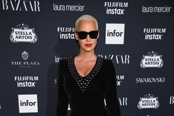 "Amber Rose Is All Booty For Seductive ""Soccer Mom"" Photo Shoot"