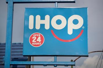 IHOP Is Changing Its Name To IHOb