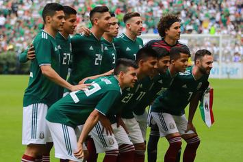 Mexico Soccer Team Partied With 30 Escorts At World Cup Farewell Party