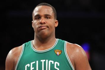 "Glen ""Big Baby"" Davis Indicted, Facing Seven Years In Prison"