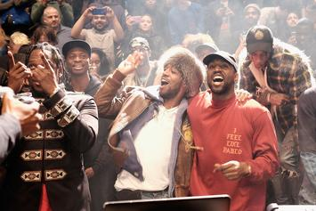 """Kid Cudi Reveals Listening Party For """"Kids See Ghosts"""" Will Be Livestreamed"""