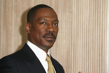"Eddie Murphy To Star As ""Dolemite"" Actor Rudy Ray Moore In Netflix Biopic"