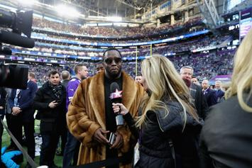 """Diddy Abandons NFL Dream: """"Don't Want to Be Associated With Oppressing Black Men"""""""