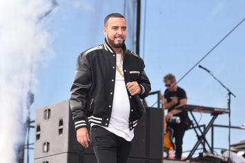 "French Montana Says He's Got A ""Crazy Joint"" With Justin Bieber On ""Tha Carter V"""