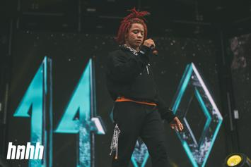 Trippie Redd Reaches Out To XXXTentacion After Getting His Platinum Plaque
