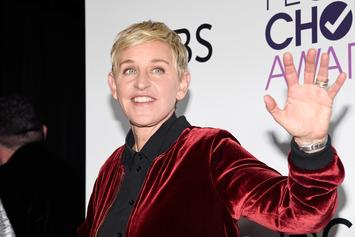 "Ellen Degeneres Accused Of Posting ""Poverty Porn"" During Rwanda Trip"