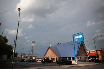 "IHOP Reveals ""IHOb"" Name Change Means ""International House Of Burgers"""