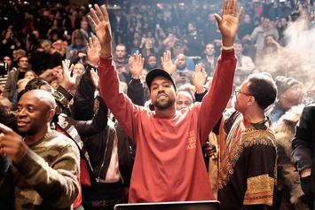 Kanye West Takes A Break From Finishing Nas' Album To Thank Fans