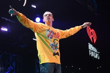 "Logic Swears This Photo Of Him As ""The Hulk"" Isn't Photoshopped"