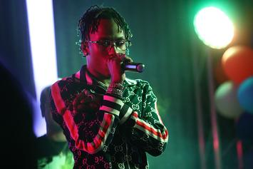 Rich The Kid's Brief Nightclub Performance Leaves Fans Disappointed