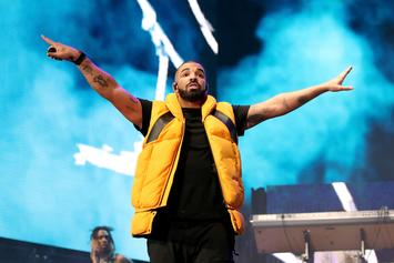"Drake Reveals Release Date & Artwork For ""Scorpion"""