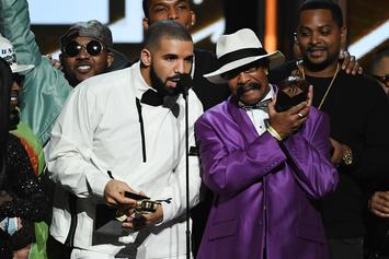 """Drake's Dad Dennis Graham On #MeToo Movement: """"Don't Go Into A Man's Room!"""""""