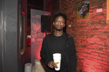 "21 Savage Has Some Harsh Words For ""All"" Atlanta Rappers"