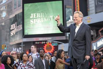 """""""The Jerry Springer Show"""" May Finally Come To An End After 27 Years On-Air"""