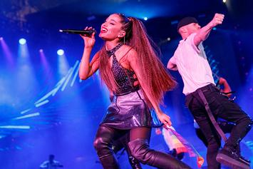 Ariana Grande's $93,000 Ring Shines In First Show Since Engagement