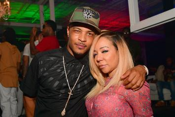 T.I. Posts Anti-Marriage Quote, Tiny Loses Her Chill