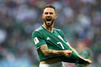 Mexico Stuns Reigning FIFA World Cup Champs Germany