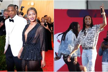 "The Migos Demo Of Jay-Z & Beyonce's ""Apesh*t"" Has Surfaced"