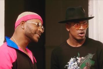 "Eric Bellinger & Ne-Yo Channel Patrick Swayze In ""Dirty Dancing"""