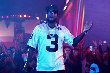 Jeezy Signs Up To Run A Race For Charity Alongside Atlanta's Mayor