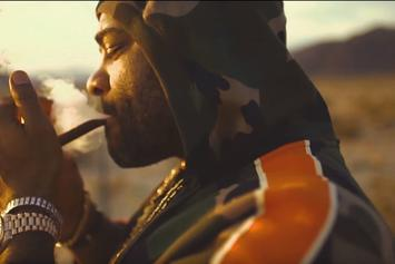 "Jim Jones Sets It Straight On ""Epitome"" Music Video"