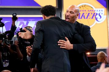 """LaVar Ball Thinks Lakers Trading Lonzo Would Be """"Worst Move They Ever Made"""""""