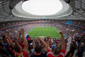 "World Cup's ""Sexiest Fan"" Identified As Russian Porn Star"