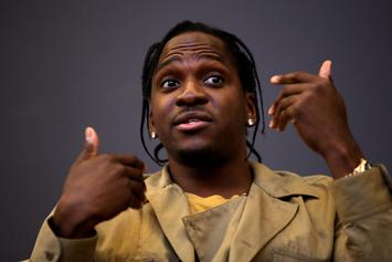 "Pusha T Reveals How Biggie Influenced His ""Hell Hath No Fury"" Verses"