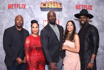 "Cast of ""Luke Cage"" Explain To ""The Breakfast Club"" How Hip-Hop Influenced The Show"