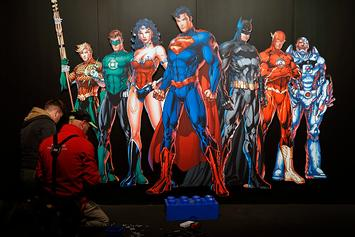 """DC Comics & Walmart Team Up For 100-Page """"Giant"""" Comic Book Series"""