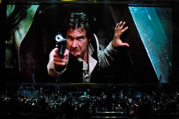 "Han Solo Blaster From ""Return Of The Jedi"" Sold For $550,000"