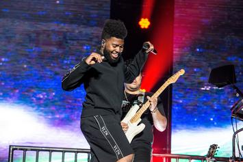 """Khalid No. 2 On Billboard's Top Tours Chart After Grossing $8 Million On """"Roxy"""" Tour"""