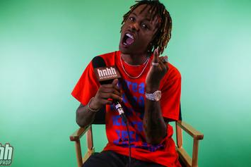 Rich The Kid Restocks On $78K Worth Of Jewelry After Home Invasion: Report
