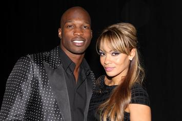 Chad Ochocinco's Ex Evelyn Lozada Shares Raw Domestic Violence Photos