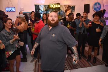 Action Bronson Says He Was High Out Of His Mind When He Shaved His Beard