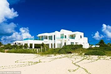 "LeBron's ""Decision Cave"" Is A $75,000 Per Week Caribbean Beach House"