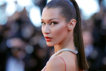 "Bella Hadid Says Drake's ""Finesse"" Lyrics Are Not About Her"