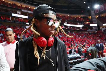 Lil Wayne Contemplates Move To L.A. After LeBron James Joins Lakers