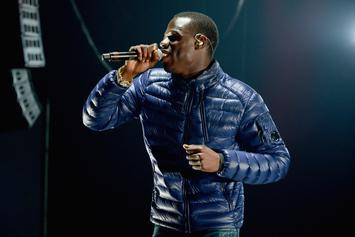 J Hus Freed On Bail Following Knife Possession Arrest