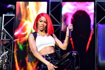 Teyana Taylor Says She's Doing A Joint Album With Ty Dolla $ign