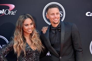 Steph And Ayesha Curry Welcome Third Child