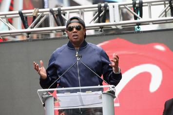 Master P Holds Rally Calling For C-Murder's Prison Release
