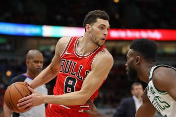Chicago Bulls Match $78 Million Offer Sheet For Zach LaVine