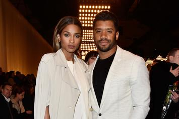 Ciara & Russell Wilson Join In On Drake's #InMyFeelings Challenge